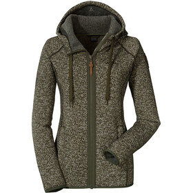 Schöffel Aberdeen2 Fleece Hoody Women deep depths